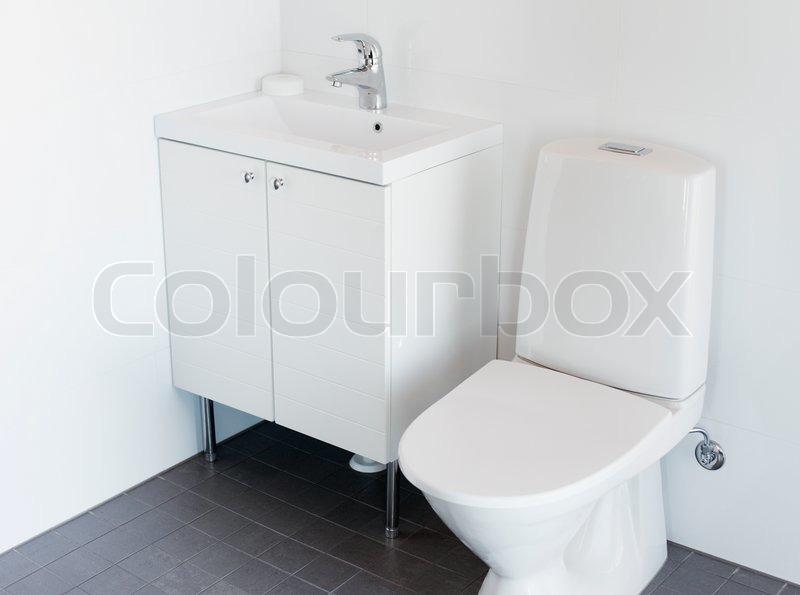 håndvask toilet