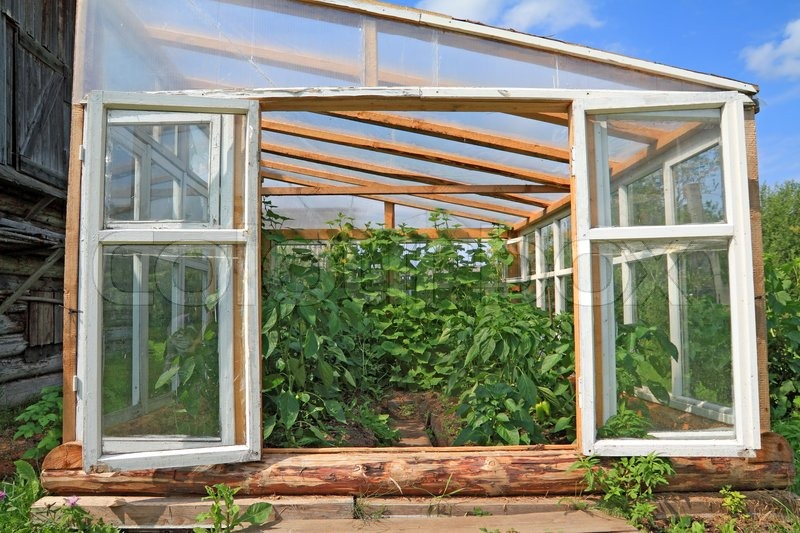 how to build a hothouse