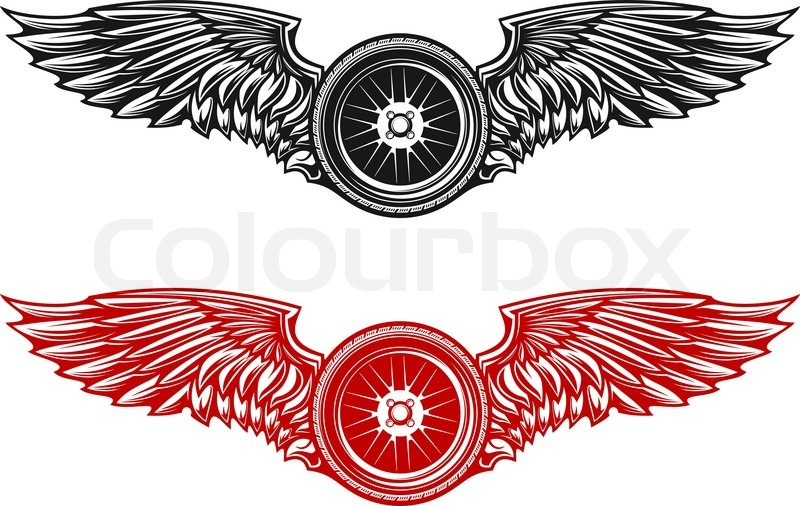 Wheels with Wings