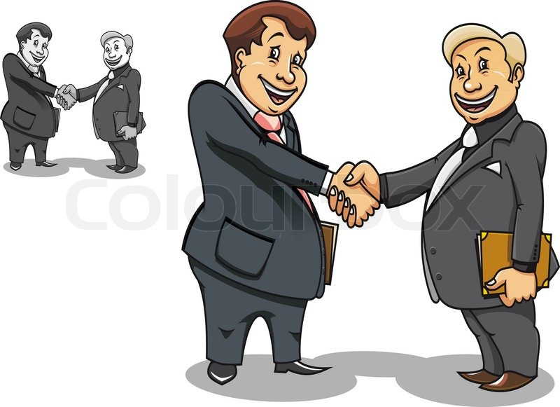 Image result for friendly businessman shaking hands