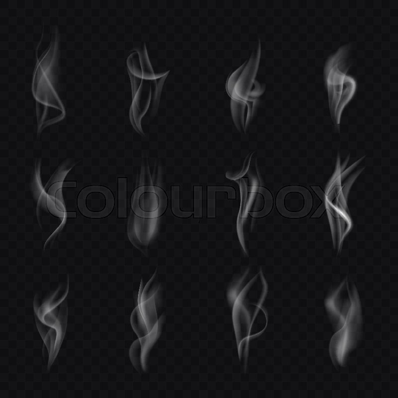 White Smoke Png Transparent Background - 0425