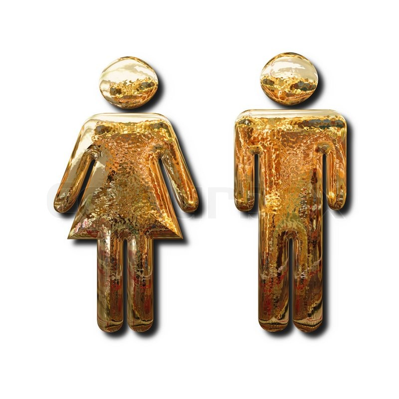 http://www.colourbox.com/preview/2111954-669903-golden-man-and-woman-signs-isolated-object-with-shadow.jpg