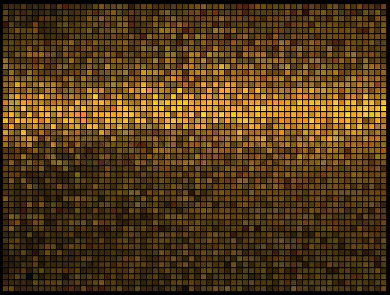 Gold Lights Backgrounds Abstract lights gold disco