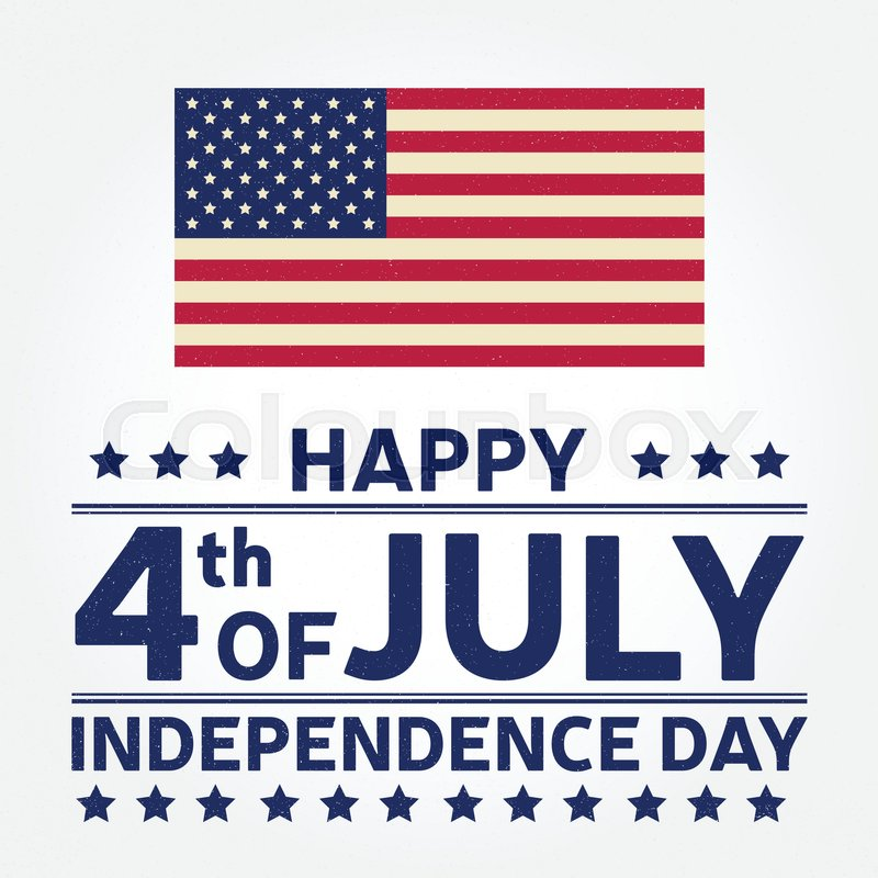 happy independence day background template happy 4th of july poster