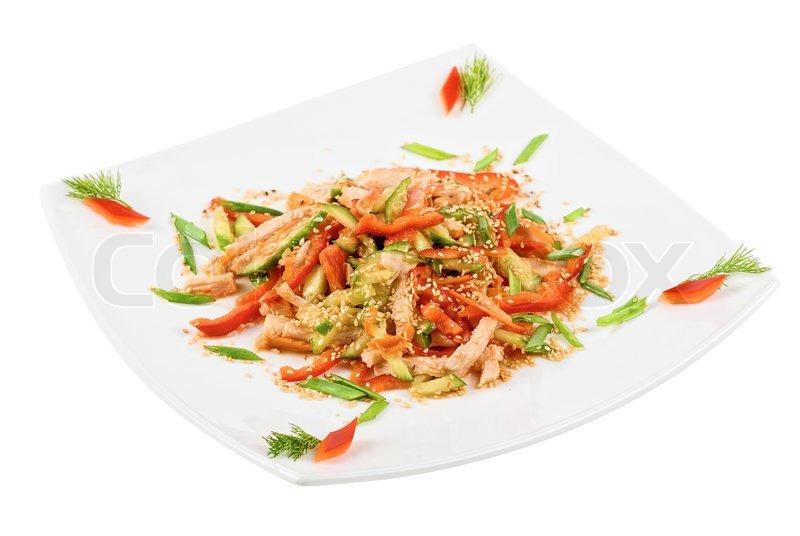 kinesisk salat