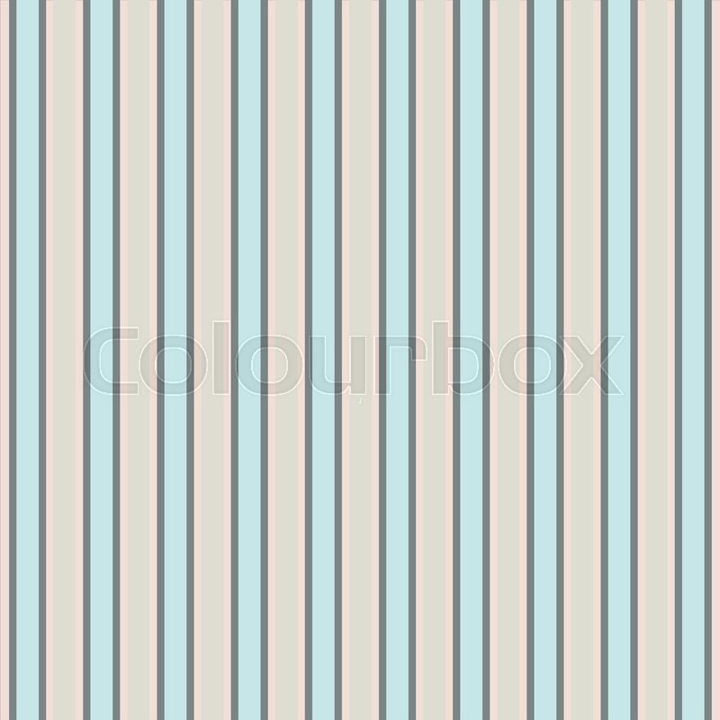 Bright Pinstripe Pattern In Pastel Tones Vector Image Stock Awesome Pinstripe Pattern