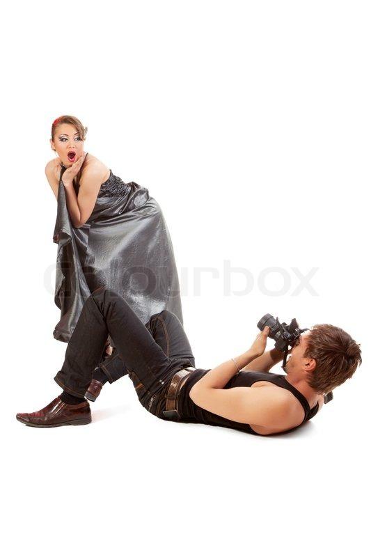Adult studio photography