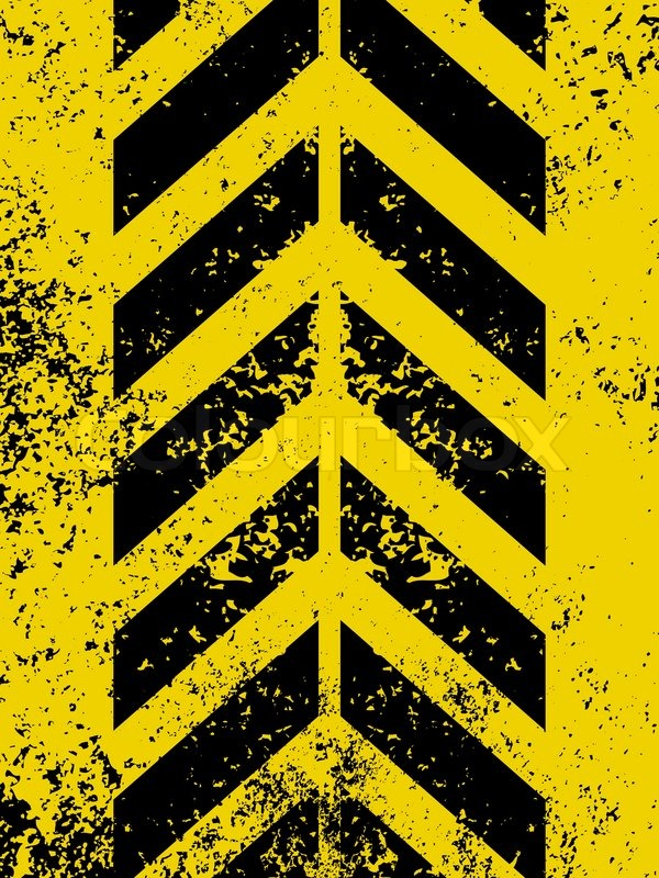 Dirt Street Stock >> Diagonal hazard stripes texture. These are weathered, worn and grunge-looking. EPS 8 vector file ...
