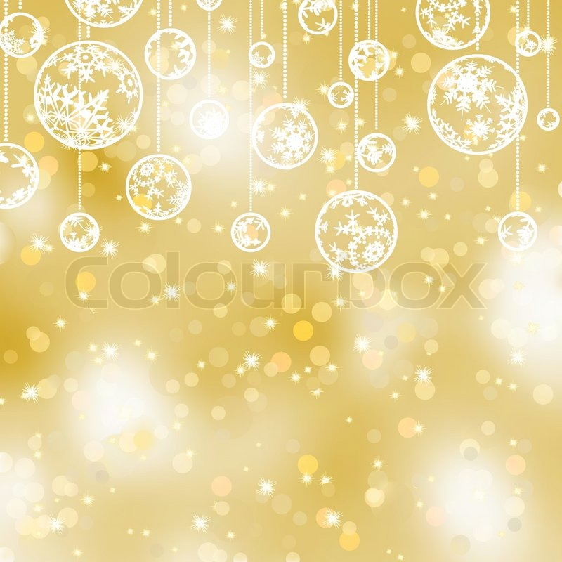 christmas gold background golden - photo #8
