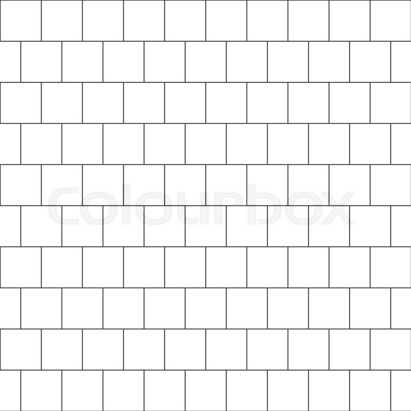 Kitchen Wall Tiles Brick Pattern