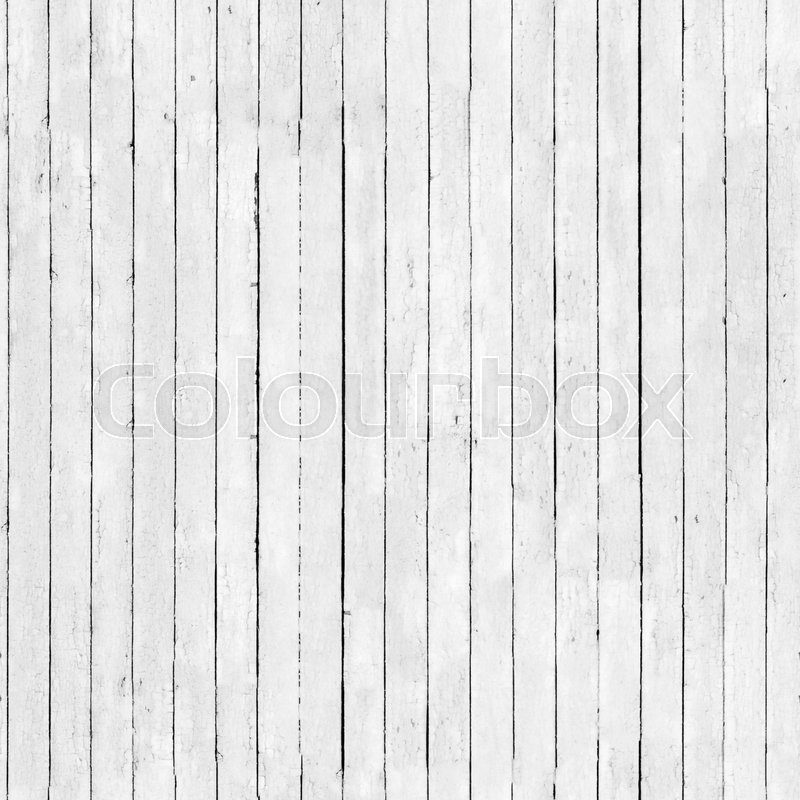 Stock image of 'Black and white background of weathered painted wooden plank. Seamless background for 3D objects'