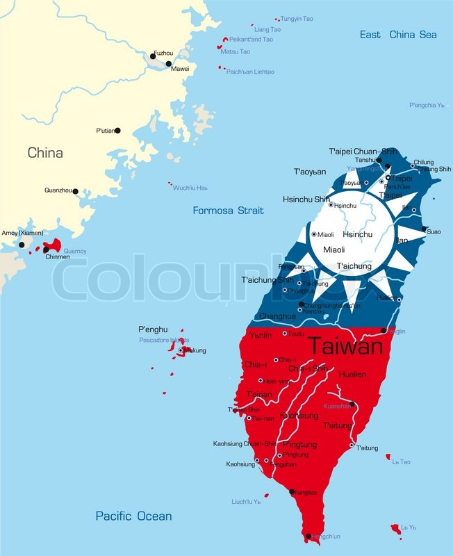 the background of the island nation of taiwan Conflict between china and taiwan take a more direct role in backing the island state's drive if any outside nation attacks taiwan the us should.
