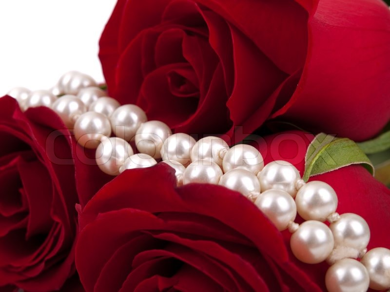 roses and pearls - photo #42