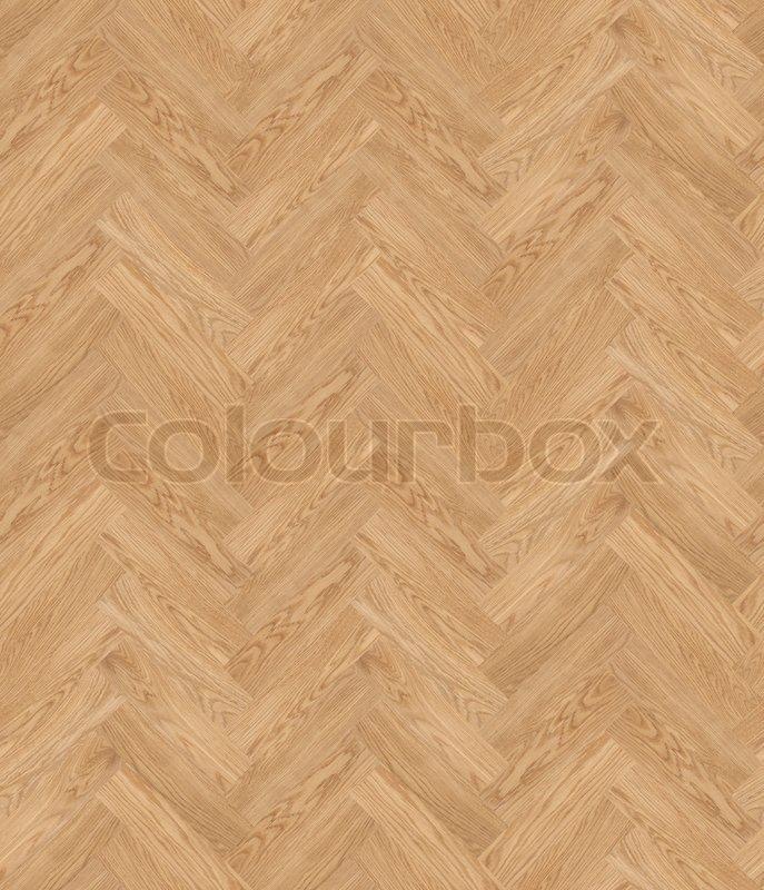 Seamless Oak Parquet Texture