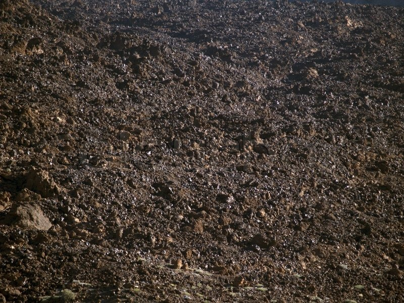 Volcanic soil texture stock photo colourbox for Soil texture