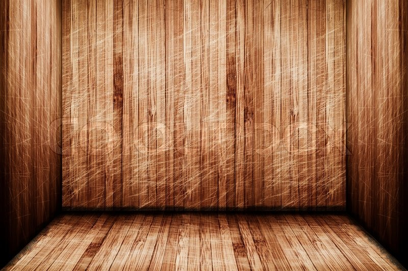 A High Resolution Creative Wooden Stage Stock Photo Colourbox