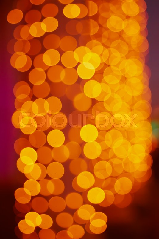christmas abstract shiny bokeh in yellow golden colors new year illunination seasonal vintage hipster holiday background stock photo colourbox