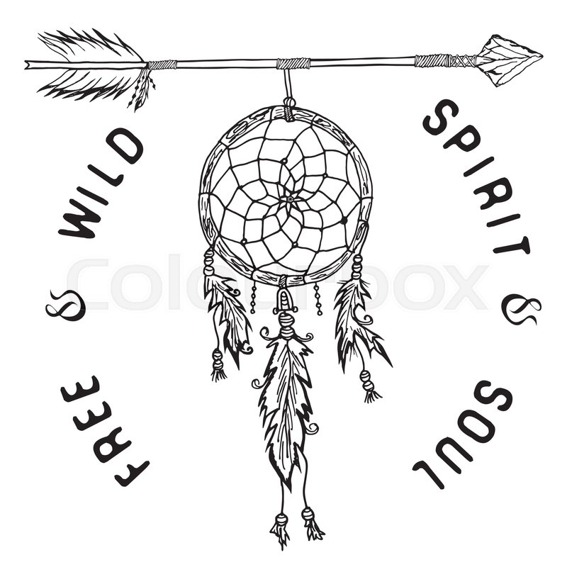 how to make a traditional dreamcatcher
