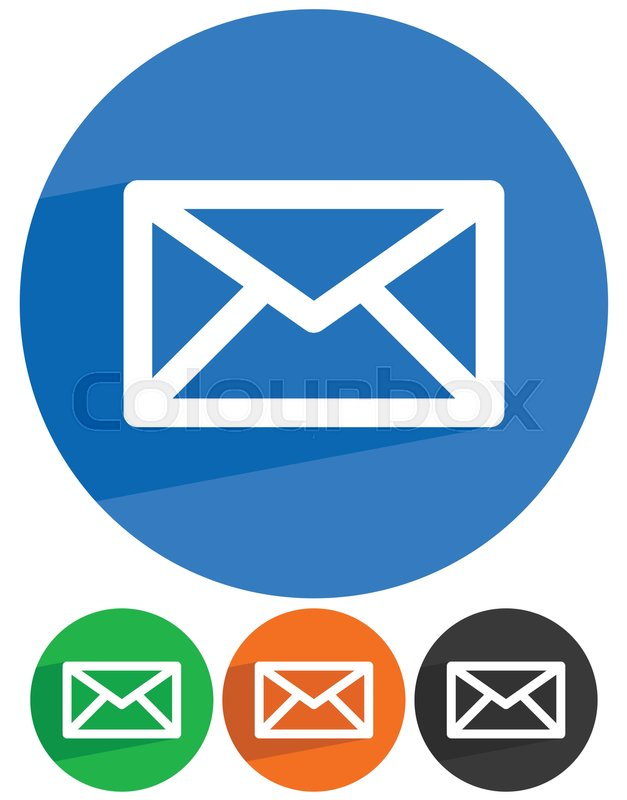 Email Letter Envelope Symbols Communication Contact Support