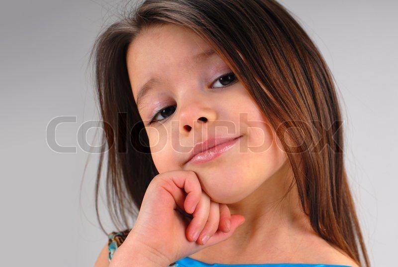 Teen dating little girl