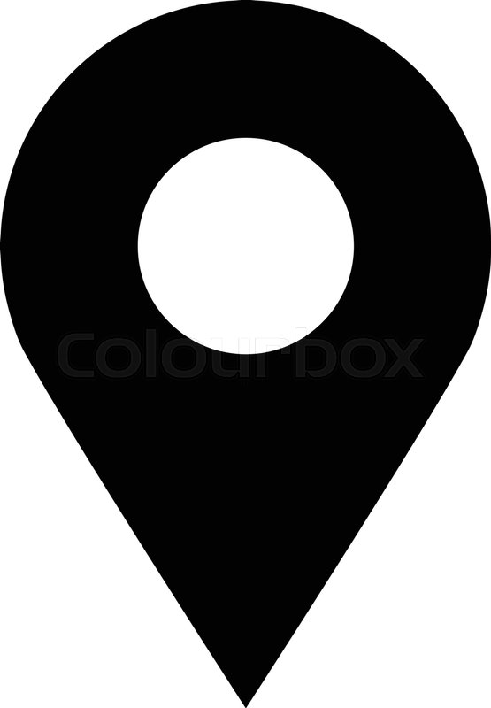 list of synonyms and antonyms of the word location icon vector. Black Bedroom Furniture Sets. Home Design Ideas