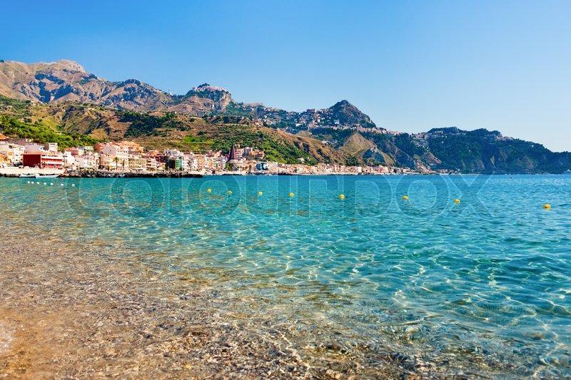 Hotel Naxos Beach Sizilien