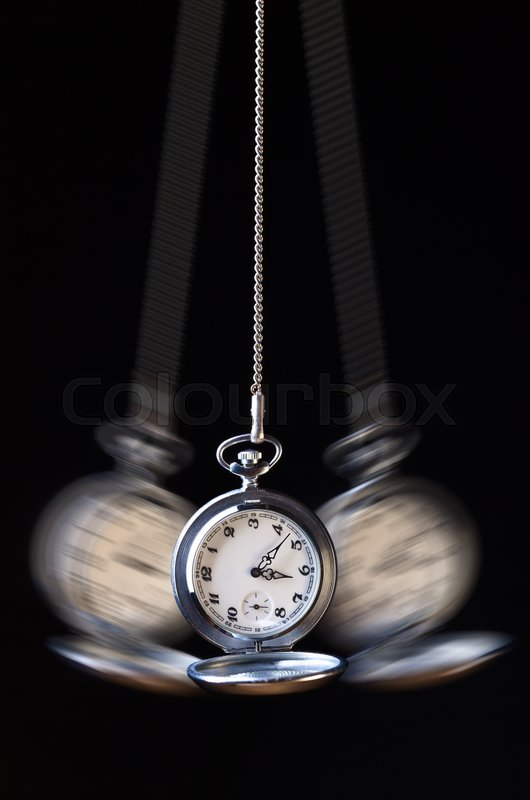 Swinging pocket watches