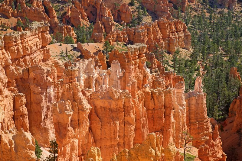 Stock image of 'Bryce canyon national park in Utah, USA'