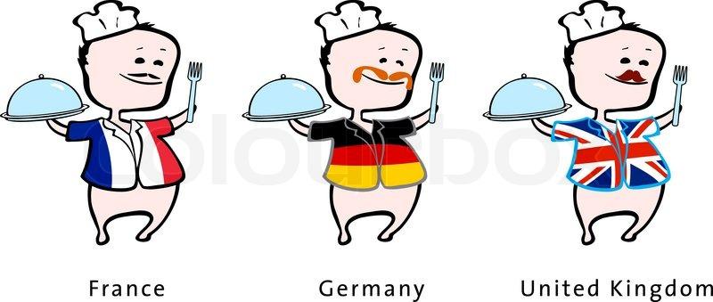 Chef des restaurants aus frankreich deutschland uk for Koch englisch