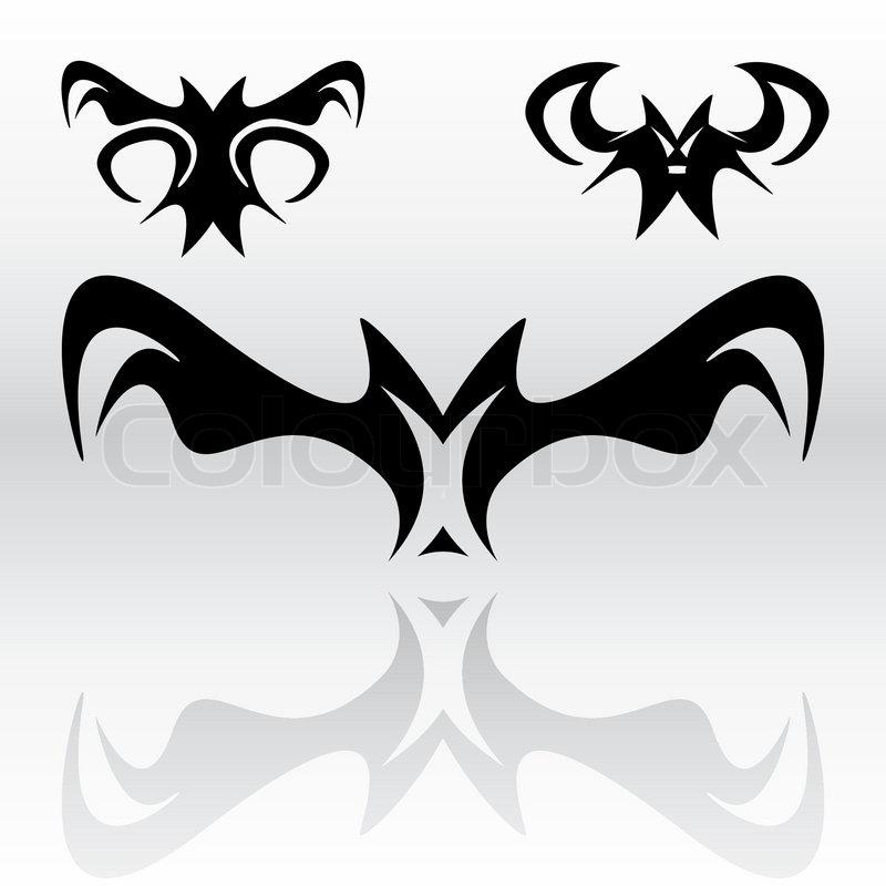 Vampire Bat Clip Art