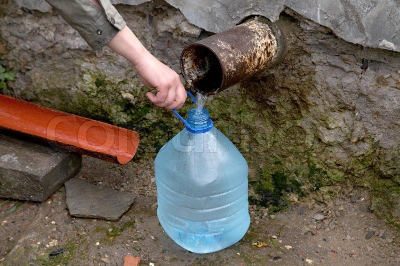 holder vand
