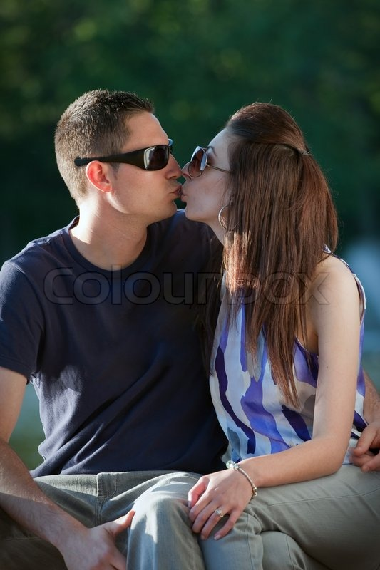 Young people making out 10