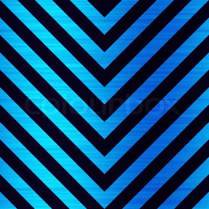 striped border