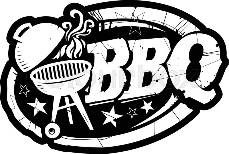 bbq grill vector icon stock vector colourbox hot dog lunch clipart hot dog lunch clipart