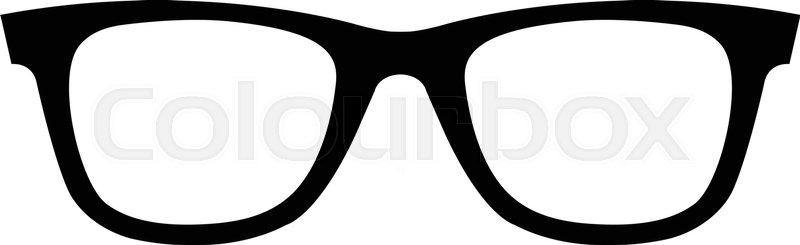 c0b61ac972 Black Eye Glasses Hipster Style Frames ...