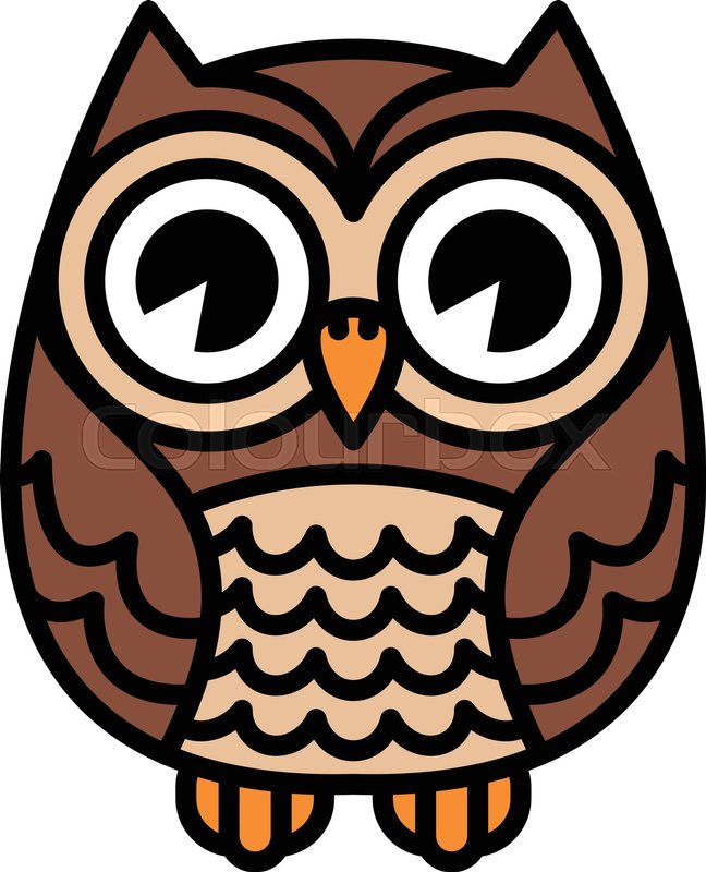 Cute cartoon pictures of owls wallpaper images for A cartoon owl