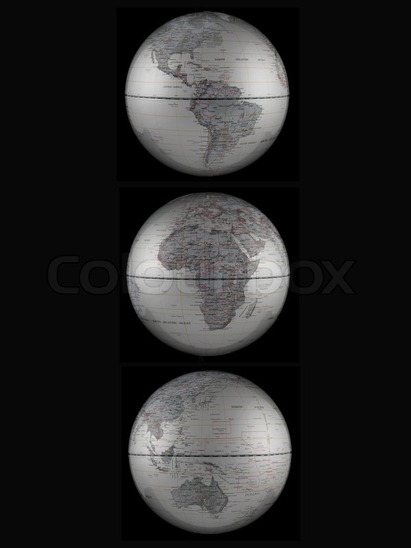 Sort verden