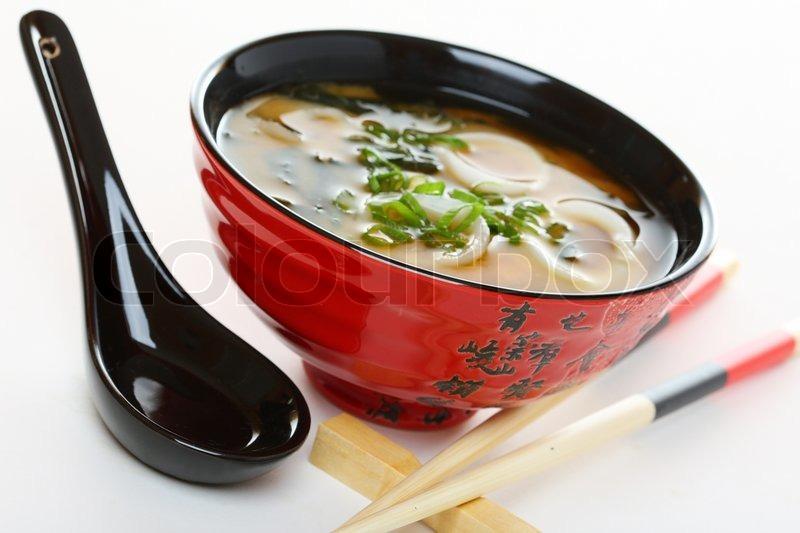 Супы японской кухни рецепты с фото
