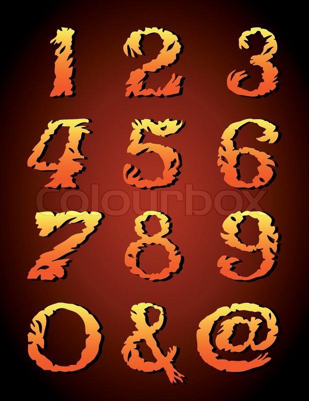 1 2 3 от 8 до 9:
