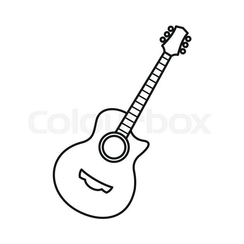 gitarre symbol