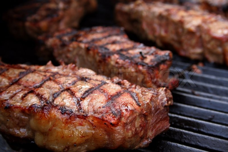 how to cook steak on barbecue
