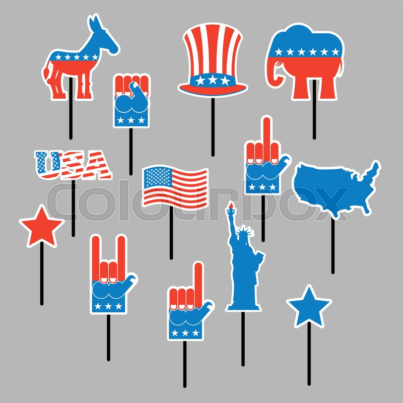 Political Parties In Usa Political Parties With Political Parties