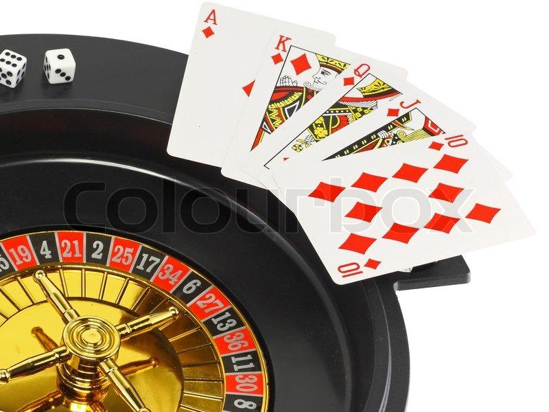 Casino menu