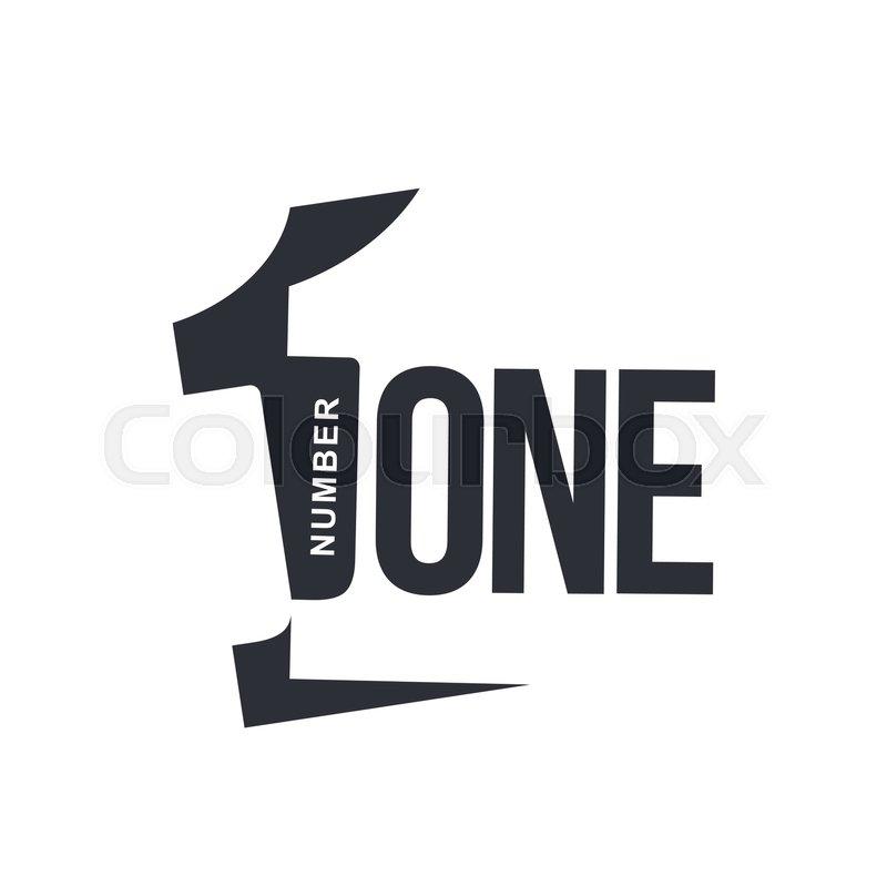 Black and white number one diagonal logo template vector black and white number one diagonal logo template vector illustrations isolated on white background graphic logo with diagonal logo with three dimensional maxwellsz