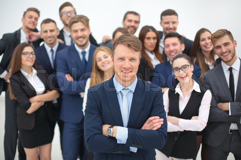 Global business, management , connection and people concept. Bus, stock photo
