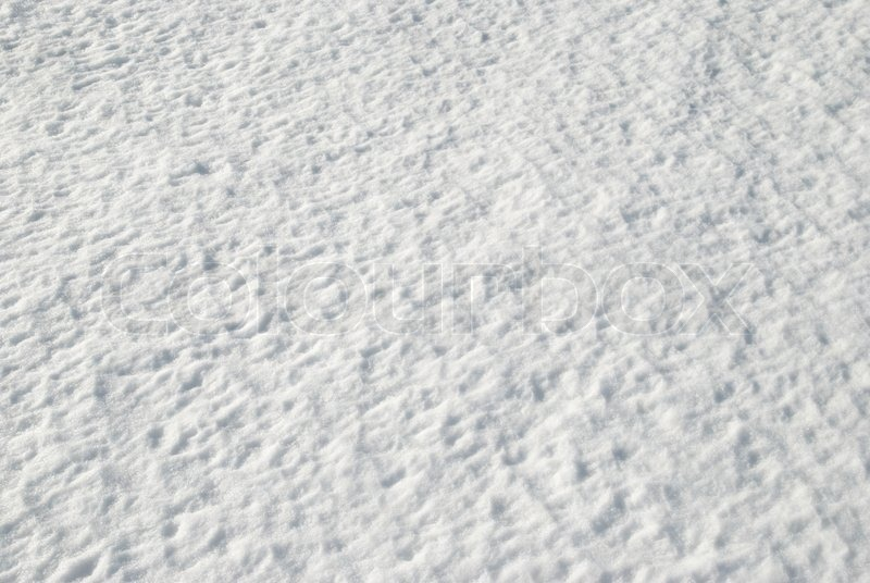 textur der wei e schnee k nnen f r den hintergrund verwendet werden stockfoto colourbox. Black Bedroom Furniture Sets. Home Design Ideas