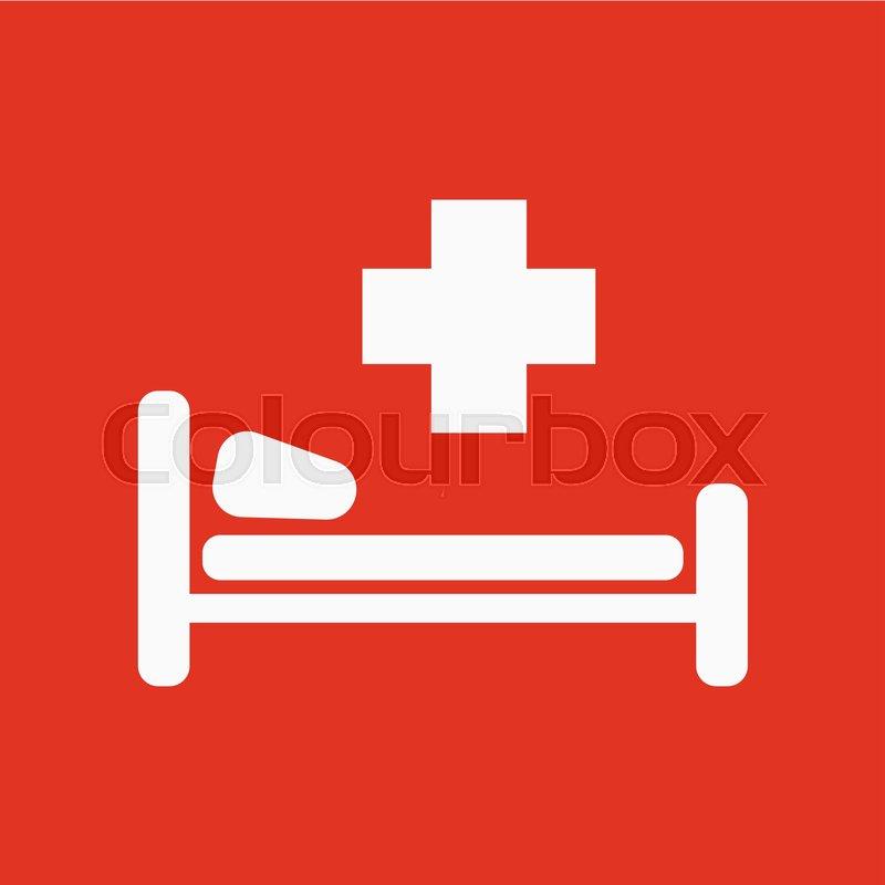 The Hospital Icon Ambulance And Presentation Medicine Treatment