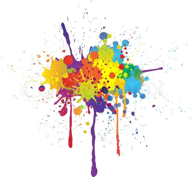 Free Paint Splatter Images