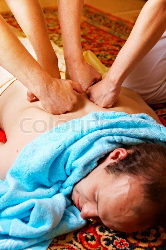 Thailandsk massage kastrup mand til mand massage