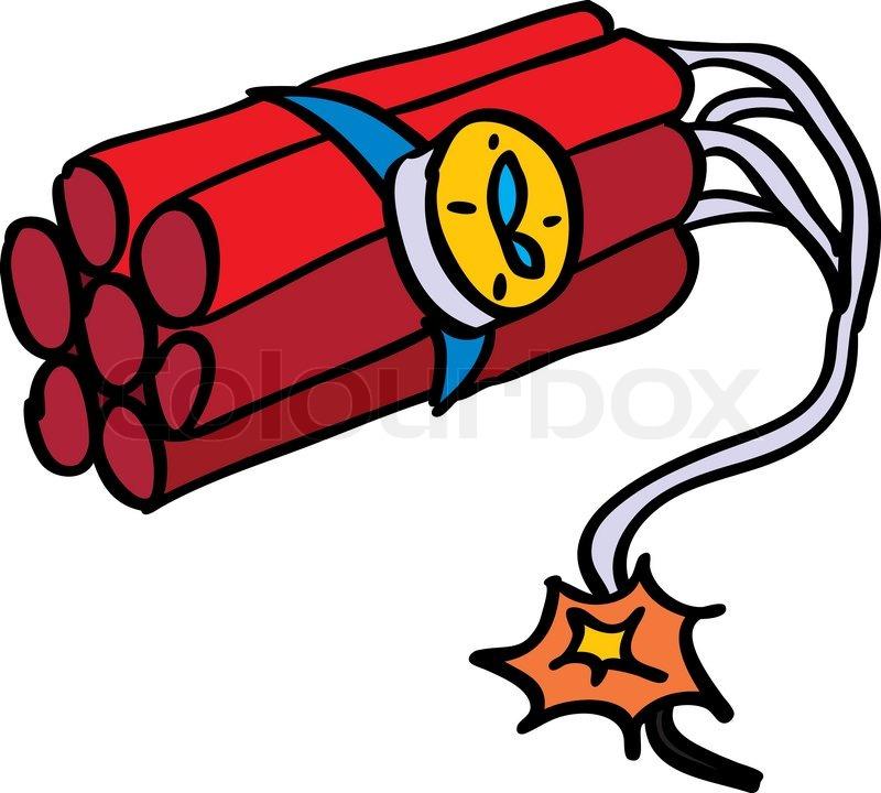 tnt  cartoon  bomb